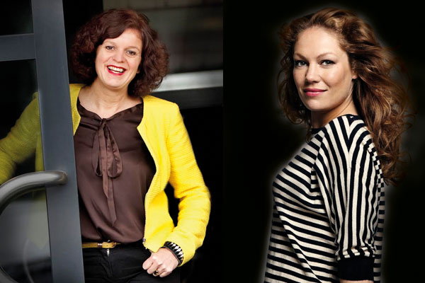 Jacqueline de Bree & Eva Hoeke